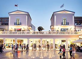 Шопинг в Афинах