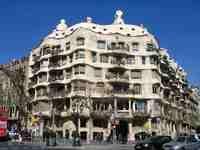 Дом Мила, Барселона
