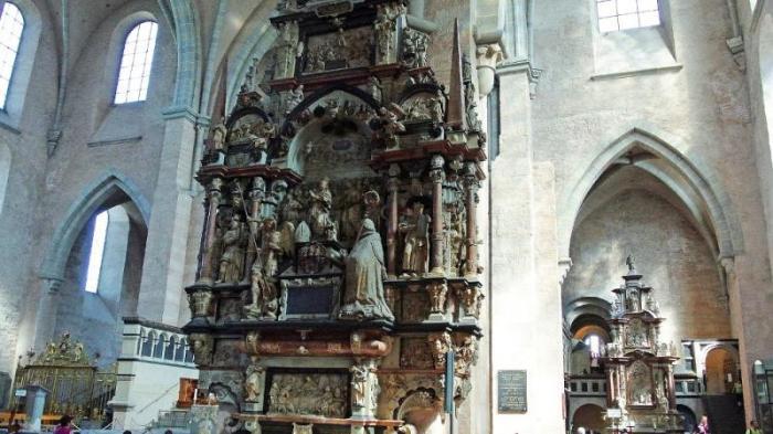 Кафедральный Собор Святого Петра, город Трир