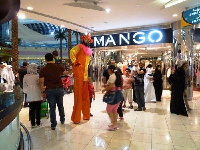 Магазины и торговые центры Абу-Даби