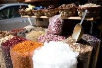 Специи на рынках Абу-Даби