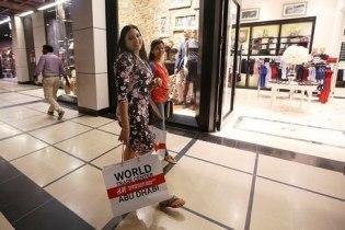 Шоппинг в Абу-Даби
