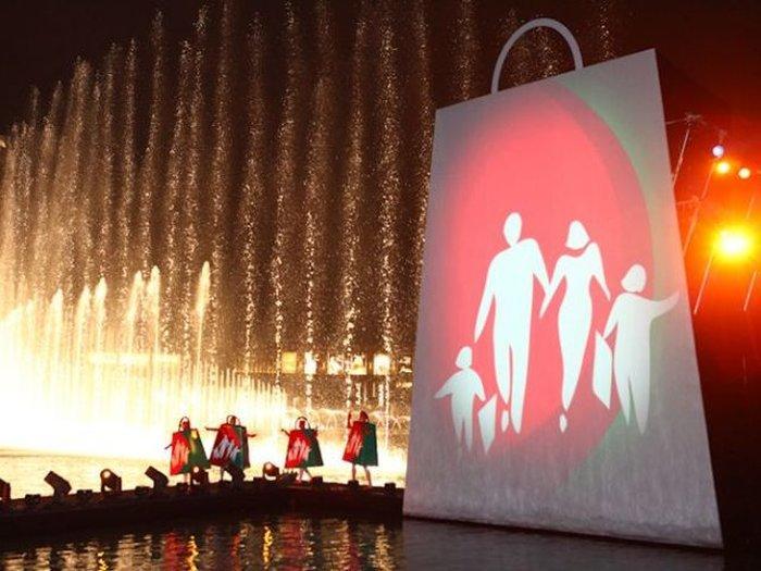 Абу-Даби - Торговый фестиваль