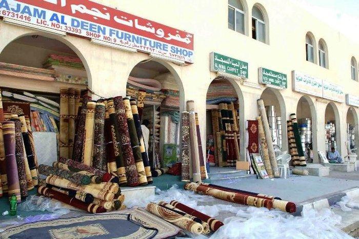 Рынки Абу-Даби