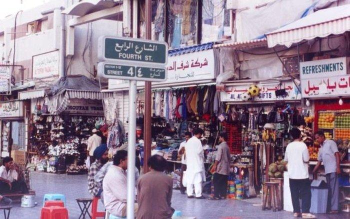 Рынки в Абу-Даби