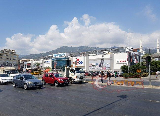Торговый центр Аланиум