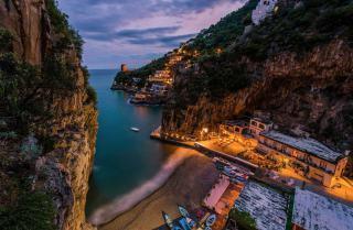 Фуроре, Италия