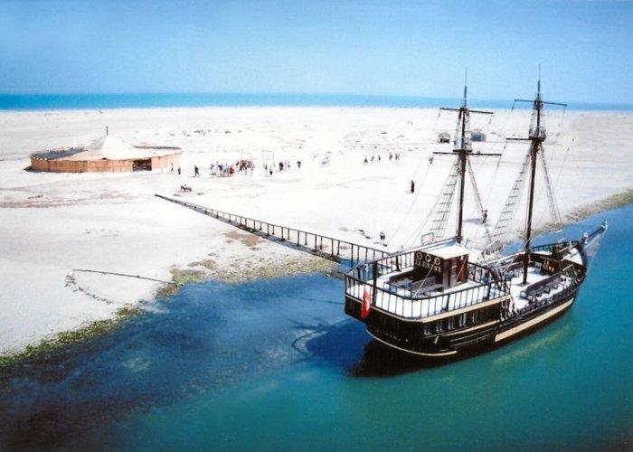 Остров Джерба — самый южный курорт Туниса