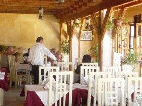 Chez Fatroucha - ресторан творческой кулинарии
