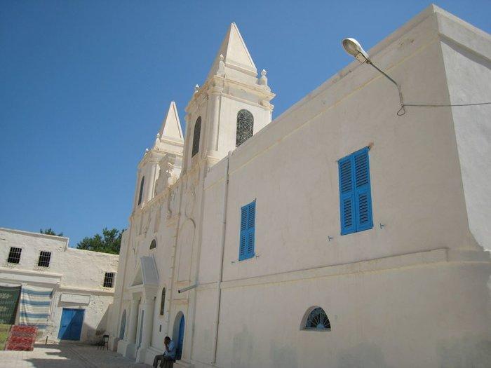 Хумт-Сук — столица Джербы
