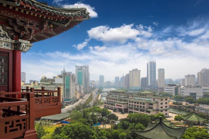 Виды Наньшаня, Китай.jpg
