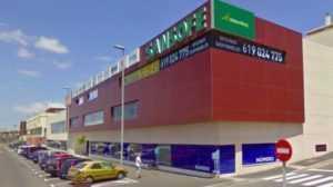 ТЦ Sansofe в Сан Исидро