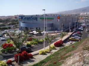 Торговый центр GranSur в Коста Адехе