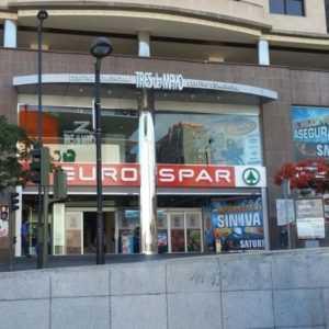 Торговый центр Tres de Mayo