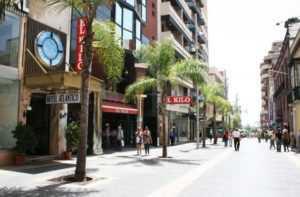 Улица Calle del Castillo