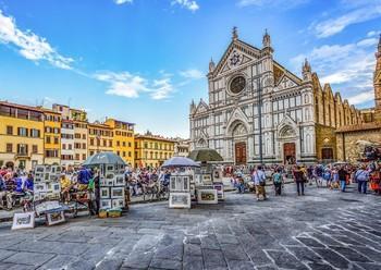 Флоренция: шоппинг в музее под открытым небом