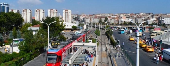 Район Зейтинбурну в Стамбуле, Турция