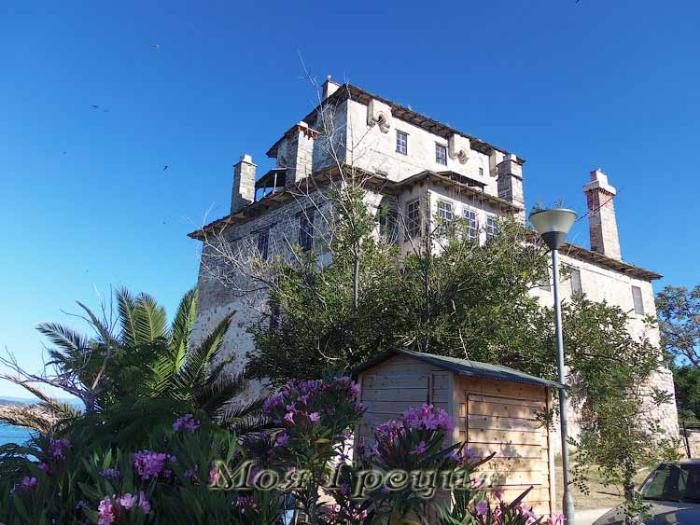 Башня Просфория, Уранополис