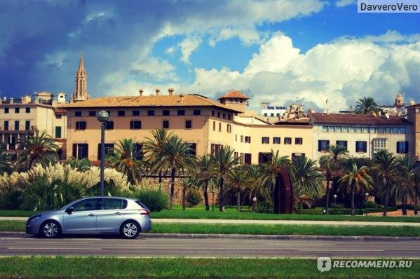 Городской пейзаж. Майорка, Балеарские острова, Испания - отзывы