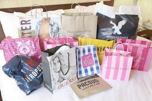 Услуга шоппинг-сопровождение