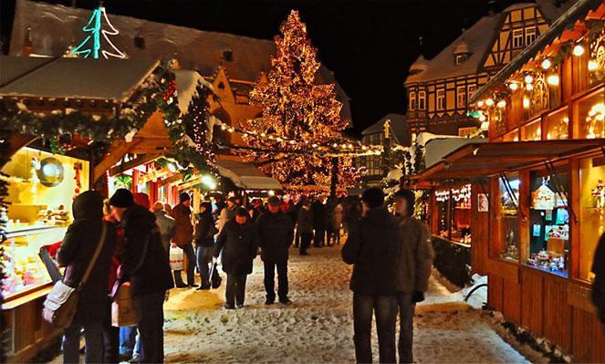 Рождественские ярмарки
