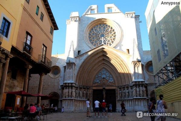 Kафедральный собор Таррагоны