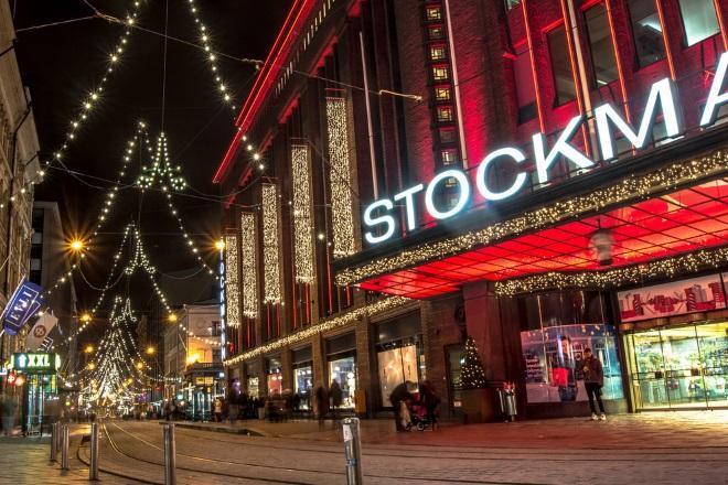 Рождественский Stockmann