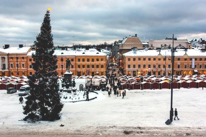 Рождественский Хельсинки
