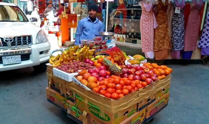 фрукты в бахрейне