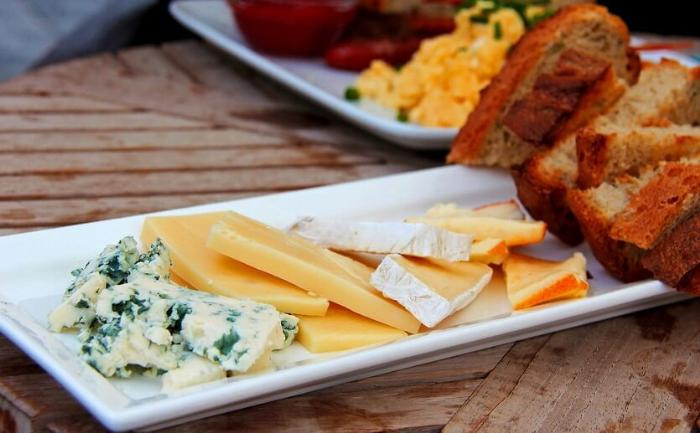 сыр из дании