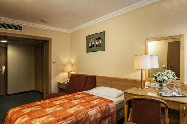 Отель.