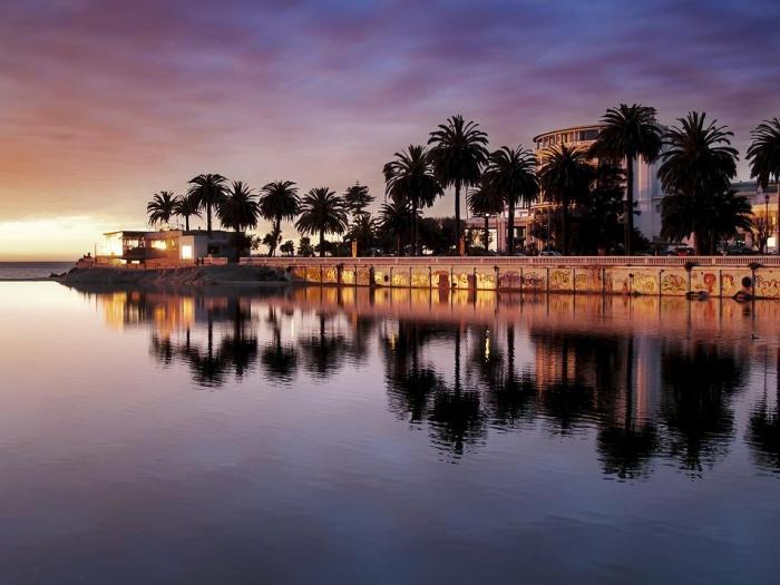 Вечерние берега Винья-дель-Мар.jpg