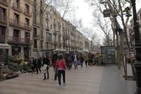 Атмосферное местечко в Барселоне