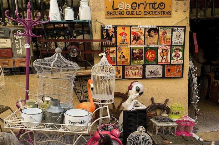 шоппинг в Мадриде отзывы