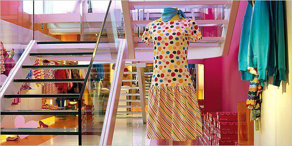 шоппинг в Мадриде бренды