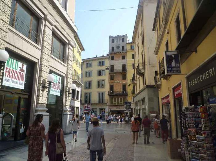 Via Guiseppe Mazzini