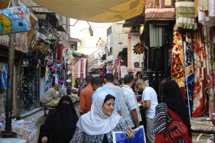фото: Шоппинг в Египте