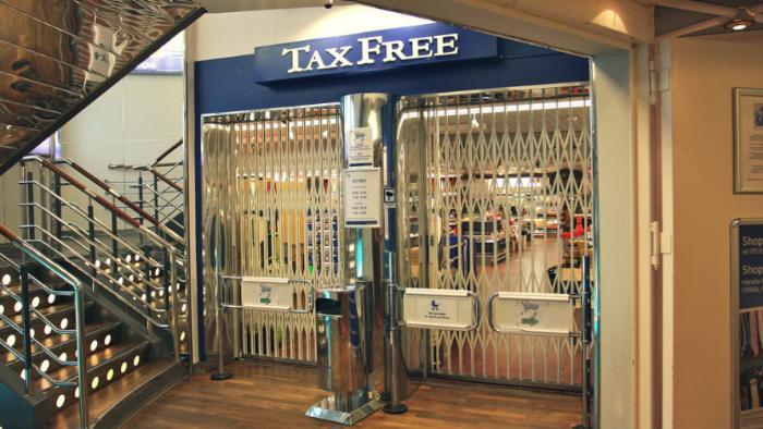 Tax-Free центр