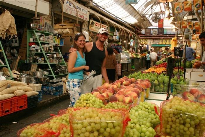 Овощной рынок в Иерусалиме.JPG