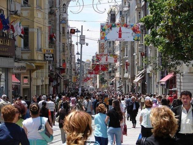 В Стамбуле