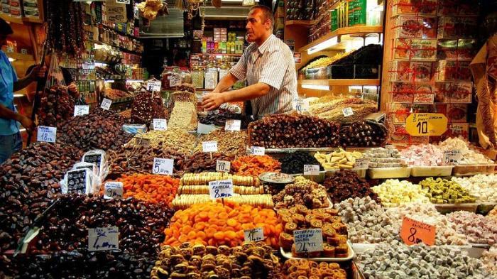 Шоппинг в Стамбуле: восточные сладости