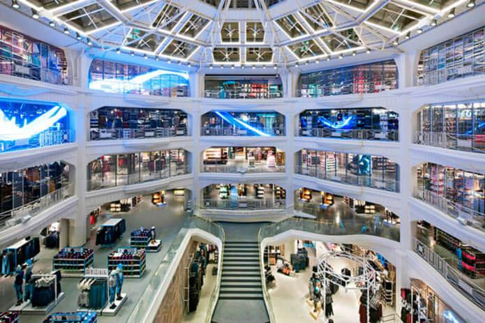 Торговый центр Primark в Мадриде