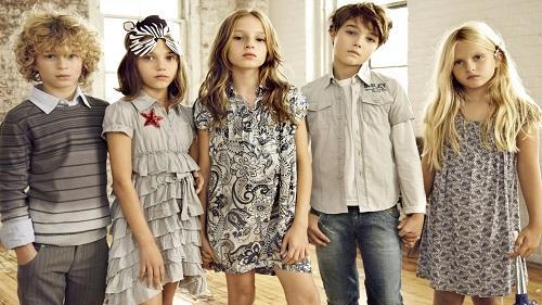 детский шоппинг, стилист для детей