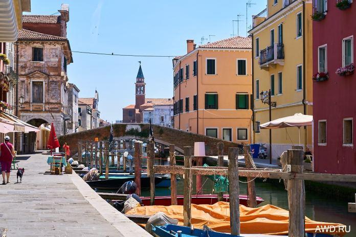 Кьоджа Венеция отзывы
