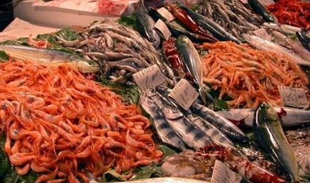 Рыбный рынок Кьоджа