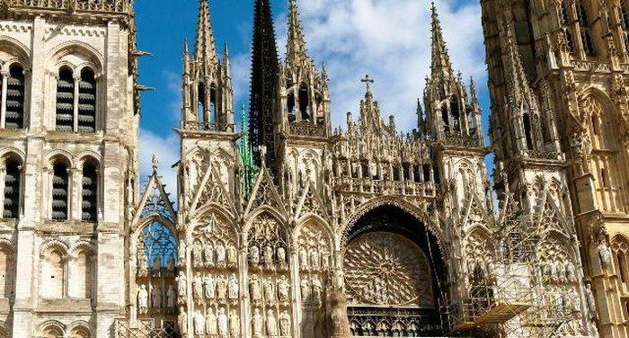 Кафедральный собор Нотр-Дам (La Cathedrale Notre-Dame)