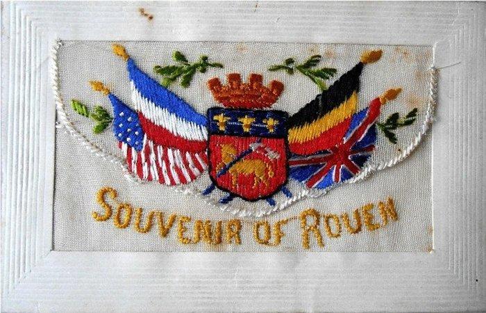 Сувениры ручной работы в Руане