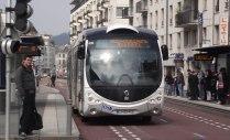 Городской транспорт - автобус