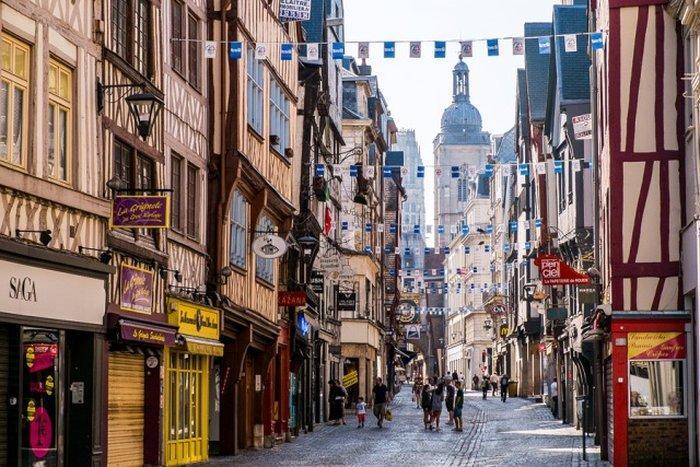 Улицы Руана