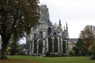 Руан — церковь Saint-Ouen